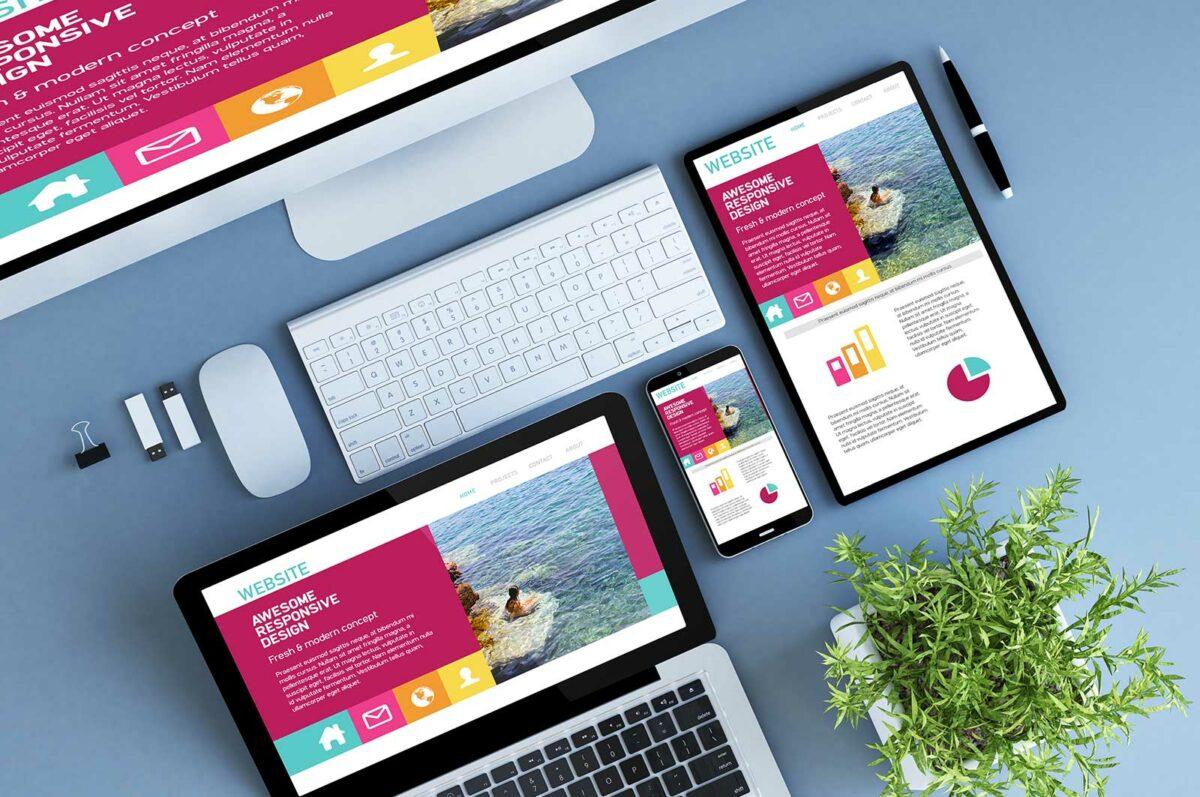 Web and App Design Development